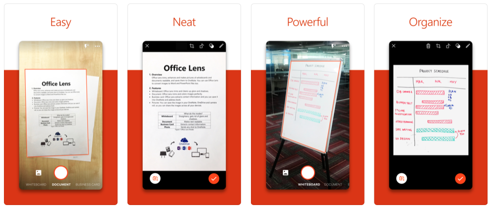 Office Lens | The 20 Best Apps for Students